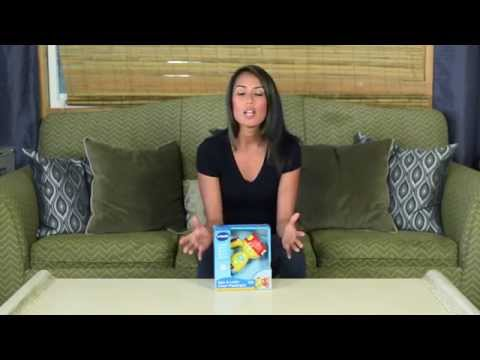 Unboxing the VTech Spin and Learn Color Flashlight!