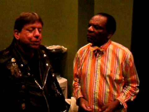 Rev.Robert Ashley Beagle interviews John Witherspoon (from the Friday Movies) Comedian