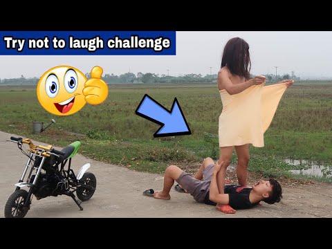 Coi Cấm Cười Phiên Bản Việt Nam   TRY NOT TO LAUGH CHALLENGE 😂 Comedy Videos 2019  Hải Tv - Part101