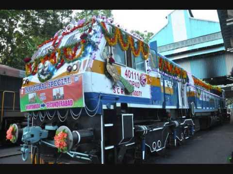 Vijayawada-Sec-bad Intercity Super Fast Express