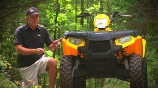 1. ATV Review: 2012 Sportsman 500 Classic