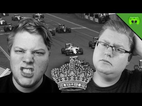 Twitch - FORMEL 1  Battle for One #16