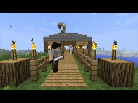 Ep'5 Minecraft Mistérios da Vila