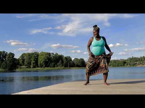 Yemi Alade ft. Sauti Sol - Africa- Babywearing dance & 2nd Pregnancy