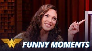 Video Gal Gadot Cute and Funny Moments (Part 2) Wonder Woman MP3, 3GP, MP4, WEBM, AVI, FLV April 2018