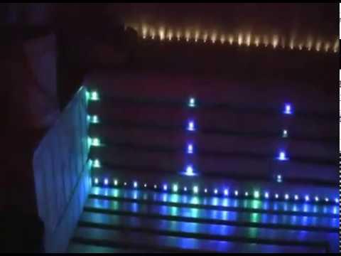 Zestaw Zorza Polarna, oświetlenie do sauny, SPA, łaźni parowej