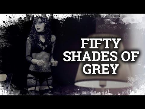 Makeup & dress up Fifty Shades of Grey | Cómo disfrazarse de 50 Sombras de Grey