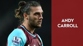 Andy Carroll Resisted Football Work