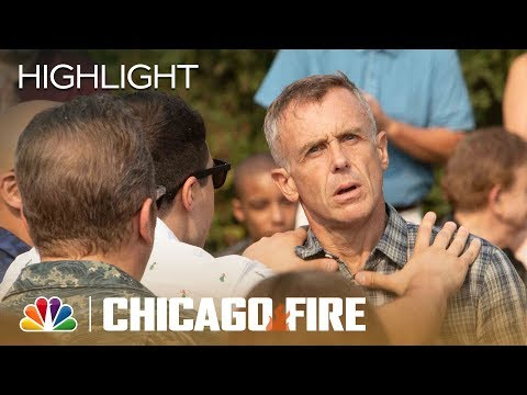 Boden Promotes Herrmann - Chicago Fire (episode Highlight)
