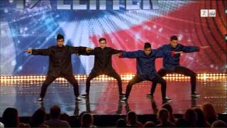 Norske Talenter 2012 - Audition -