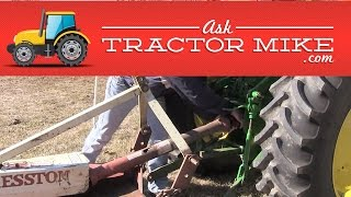 Video How to Take a Brush Hog off a Tractor MP3, 3GP, MP4, WEBM, AVI, FLV Agustus 2018