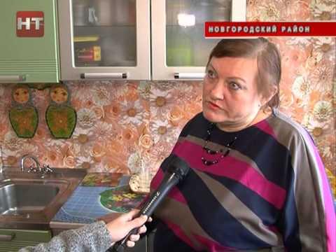 В деревне Савино Новгородского района завершены работы по модернизации  очистных сооружений