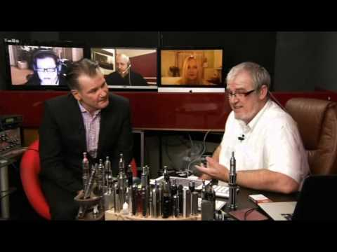 ITV Tonight The Rise of the E Cigarette
