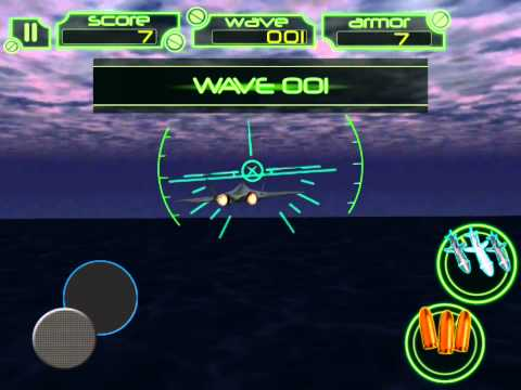 Video of Jet Warrior Bomber! Boom Beach