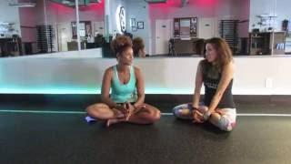 "Yoga Instructor Bridgid Bibbins shares her ""Yoga"" experience!!!"