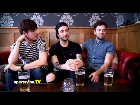 Young Guns talk Music, Football and Strippers