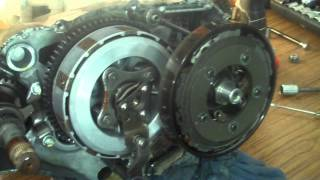5. Honda 300 Fourtrax Clutches