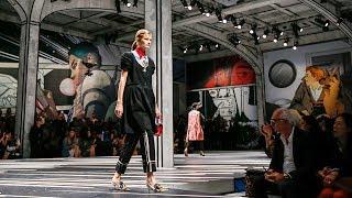 Prada Inspired by Militan Women in MFW