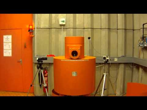 Video of Radioactivity Counter
