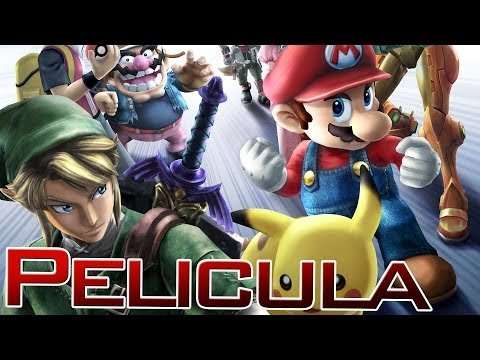 Super Smash Bros. Brawl - La Película / The Movie [FULL HD / 3D]