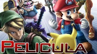 ✤ Super Smash Bros. Brawl ✤ - La Película / The Movie [FULL HD]