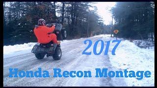 8. 2017 Honda Recon Montage