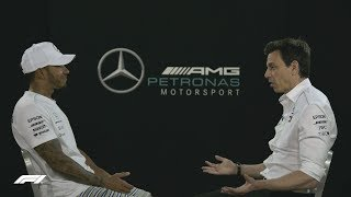 Video Lewis & Toto Open Up On Their Mercedes Story MP3, 3GP, MP4, WEBM, AVI, FLV Juni 2019