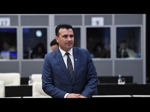Ζόραν Ζάεφ: «Βρισκόμαστε μπροστά σε ιστορική ευκαιρία»…
