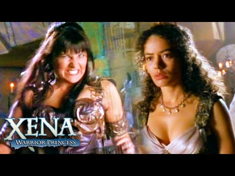 Helen of Troy is In Danger | Xena: Warrior Princess