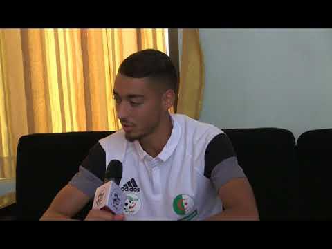 Sofiane Daham : «Très fier de rejoindre l'EN»