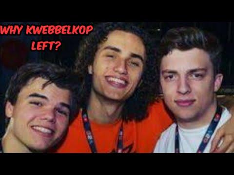 Why Kwebbelkop leave Jelly and Slogo