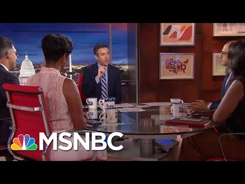 Obama Official: Trump's 'Go Back' Disqualifies Him To Be POTUS | The Beat With Ari Melber | MSNBC
