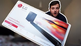 I PICK MYSELF UP A LG SH2 SOUNDBAR AND IN TODAYS VLOG WE SET IT ALL UP AND TEST IT OUT!----------------------------------------­­­­­­­­­­­------------------------------­-­-­-­-­-­-­-­-Subscribe for Daily Vlogs ► http://bit.ly/2gmzp0h● Yesterdays Vlog: https://goo.gl/g5FV9v● Mystery Video: https://goo.gl/IbGvmA● Music ♫ • Flamingosis - That's Cold----------------------------------------­­­­­­­­­­­------------------------------­-­-­-­-­-­-­-­-► James:Twitter • http://twitter.com/JamesAshh Gaming Channel • http://bit.ly/2hrhO5u SnapChat • jamesashyoutubePersonal Twitter • http://twitter.com/jaamesash Instagram • http://instagram.com/jaamesash ----------------------------------------­­­­­­­­­­­------------------------------­-­-­-­-­-­-­-­-► Business Contact • james.vlogs93@gmail.com ► MY EQUIPMENT:Sony A5000 (Main Camera) • http://amzn.to/2jmUtos iPhone 7 Plus (Timelapses) • http://amzn.to/2jSWJ8f Main Camera Night Light • http://amzn.to/2izfU4YMacBook Pro (Late 2016) • http://amzn.to/2jdrxNz Lacie Hard Drive • http://amzn.to/2jdBZET  ----------------------------------------­­­­­­­­­­­------------------------------­-­-­-­-­-­-­-­-► Hannah:Blog • http://www.hannahmayblogs.com Blog Twitter • http://twitter.com/heyhannahmay7Personal Twitter • http://twitter.com/TrueeColourss Instagram • http://instagram.com/hanmurray96 SnapChat • hannahmurray96----------------------------------------­­­­­­­­­­­------------------------------­-­-­-­-­-­-­-­-► Chloe:Twitter • http://twitter.com/ChloeAsh3 Instagram • http://instagram.com/chloeashxSnapChat • chloeash----------------------------------------­­­­­­­­­­­------------------------------­-­-­-­-­-­-­-­-