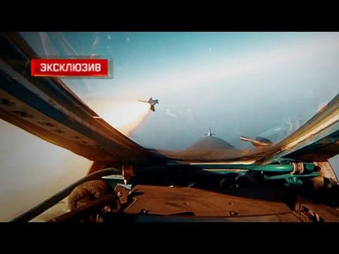 Военные летчики показали как МиГ-31 сбивает спутники в космосе - DomaVideo.Ru