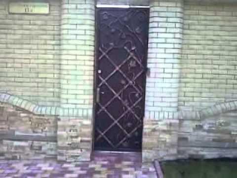 Их чего сделать гаражные ворота своими руками