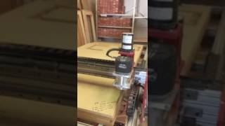 Sep 28, 2016 ... CNC Router 4 X 8 Demonstration ub ... How to: DIY Arduino CNC Router Cutter nWelder (Part 4: Lead screws and Motors) - Duration: 14:18.