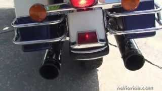 4. Used 2007 Harley Davidson Ultra Classic Electra Glide Motorcycles- Harley Sound