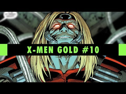 Family Ties | X-Men Gold #10 Review