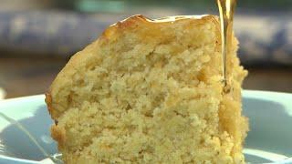 Cornbread moelleux sans gluten