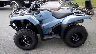 9. 2017 Honda FourTrax® Rancher® 4x4 DCT EPS
