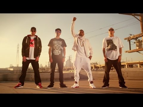 Bliss N Eso ft Nas – I Am Somebody (clip)