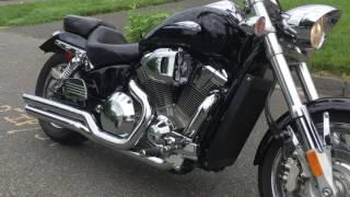 6. 2007 Honda VTX 1800 cc
