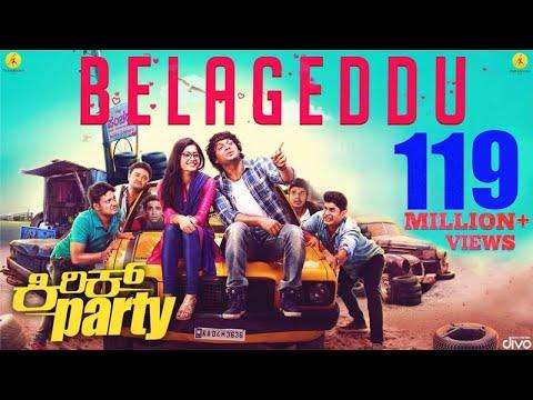 Video Belageddu - Kirik Party | Rakshit Shetty | Rashmika Mandanna | Vijay Prakash | B Ajaneesh Lokanath download in MP3, 3GP, MP4, WEBM, AVI, FLV January 2017