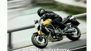 4. 2006 Yamaha FZ 6  Engine Specification
