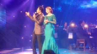 Nasser Wahab ft Rosalina Musa - Malam Bulan Di Pagar Bintang