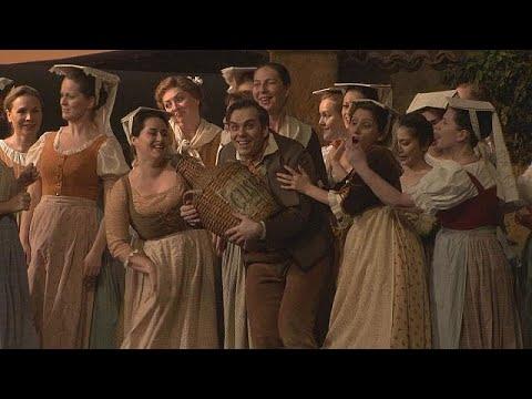 Βιέννη: «Το ελιξίριο του έρωτα» με τον Μπενζαμέν Μπερνάιμ