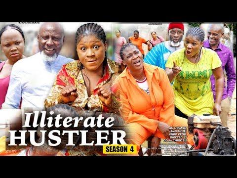 ILLITERATE HUSTLER SEASON 4 - New Movie | Mercy Johnson 2019 Latest Nigerian Nollywood Movie Full HD