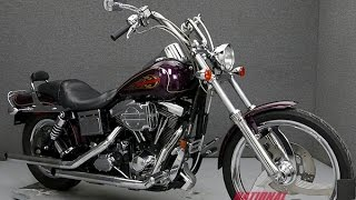 9. 1996  HARLEY DAVIDSON  FXDWG DYNA WIDE GLIDE  - National Powersports Distributors