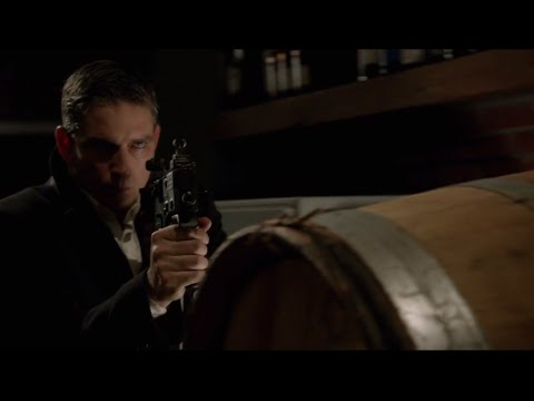 Person of interest (Flesh and blood) Reese to the rescue (Eng subs)