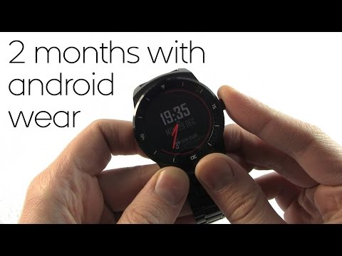 LG G Watch R – 2 Months With Android Wear – Lessons Learnt Review